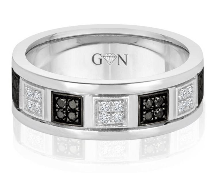 Gents Weddings Rings - R1140 - GN Designer Jewellers