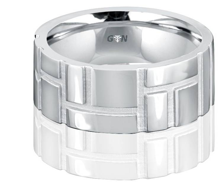 Gents Wedding Ring - R2001 - GN Designer Jewellers