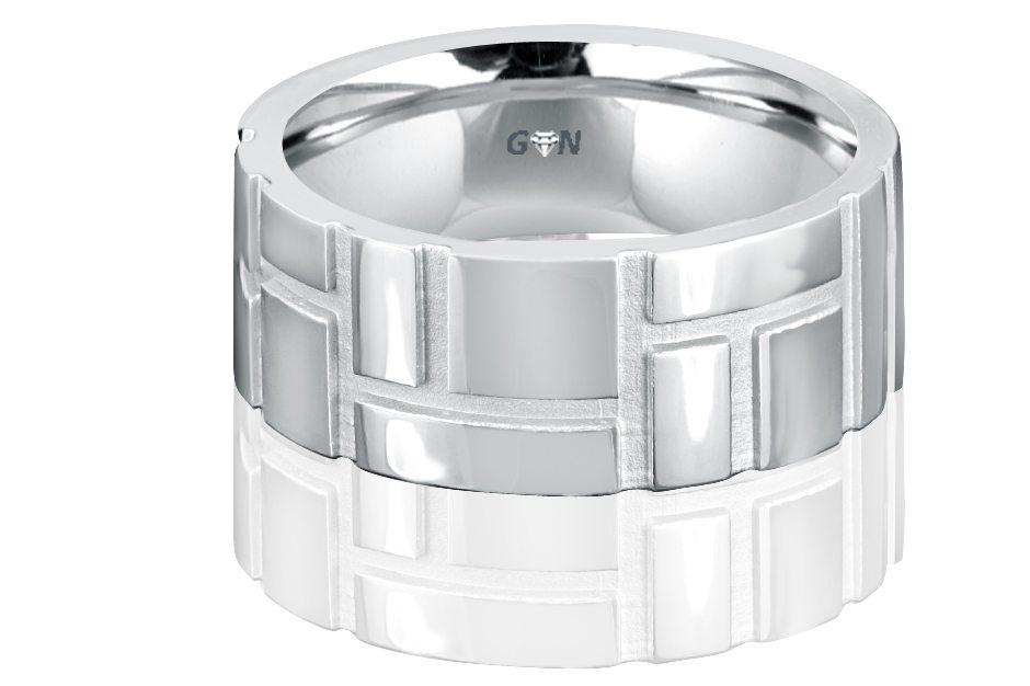 Gents Wedding Ring - R2001 - GN Designer Jewellers