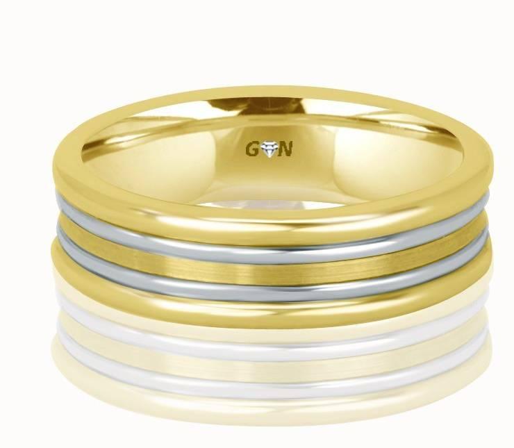 Gents Wedding Ring - R850 - GN Designer Jewellers