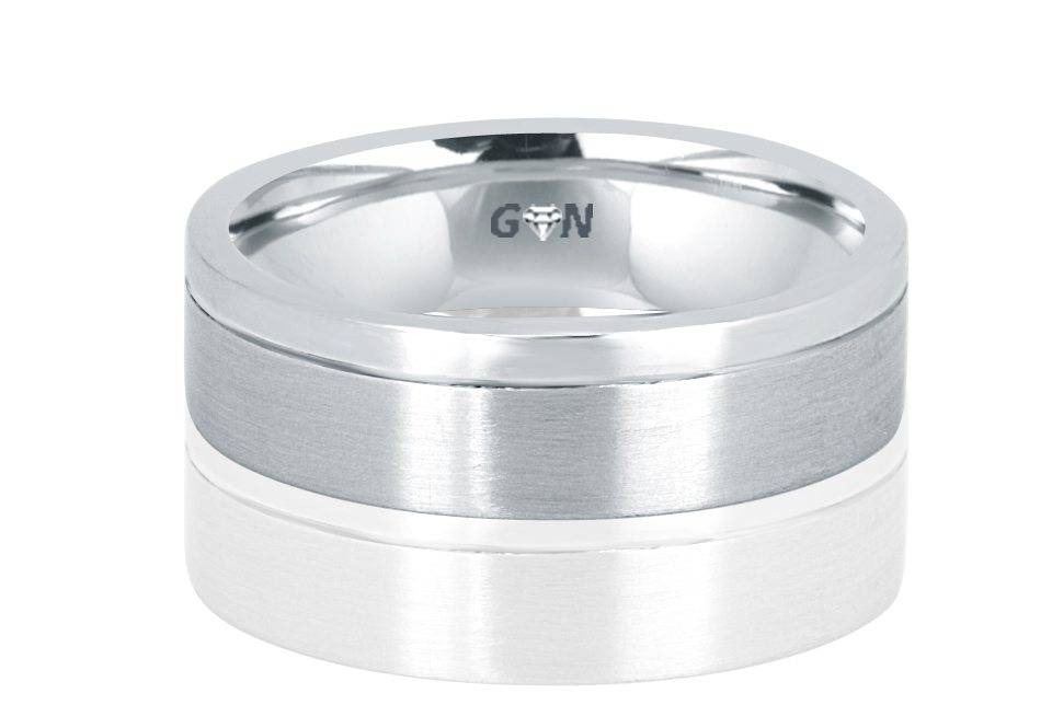 Gents Wedding Rings - R870 - GN Designer Jewellers