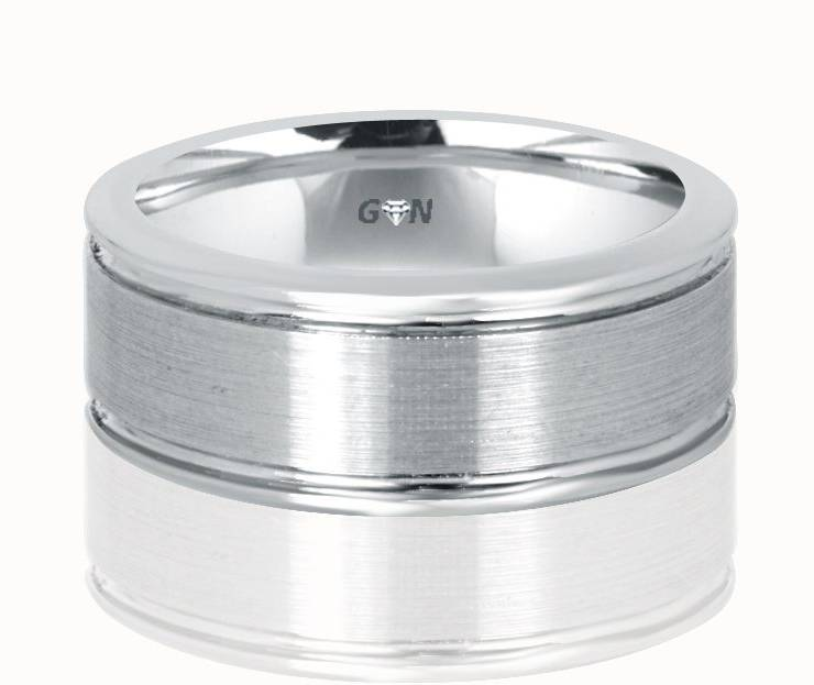 Gents Wedding Ring - R911 - GN Designer Jewellers